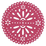 We R Memory Keepers - Die Cutting Template - Sunrise Doily