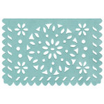 Lifestyle Crafts - Die Cutting Template - Doily Banner