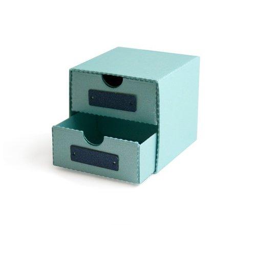 Lifestyle Crafts - Quickutz - Die Cutting Template - Drawer Box