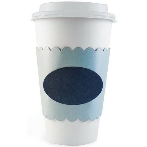 Lifestyle Crafts - Die Cutting Template - Drink Sleeve