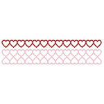 We R Memory Keepers - Die Cutting Template - Hearts
