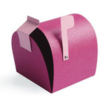 Lifestyle Crafts - Die Cutting Template - Mailbox