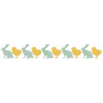 Lifestyle Crafts - Die Cutting Template - Easter Punches
