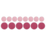 We R Memory Keepers - Die Cutting Template - Eyelet Circle Punches