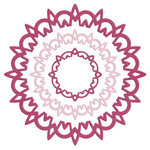 Lifestyle Crafts - Die Cutting Template - Nesting Lace