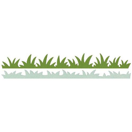 Lifestyle Crafts - Border Dies - Grass Edges