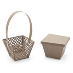 Lifestyle Crafts - Die Cutting Template - Basket