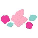 We R Memory Keepers - Detailz Dies - Die Cutting Template - Petals