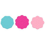 We R Memory Keepers - Detailz Dies - Die Cutting Template - Doilies