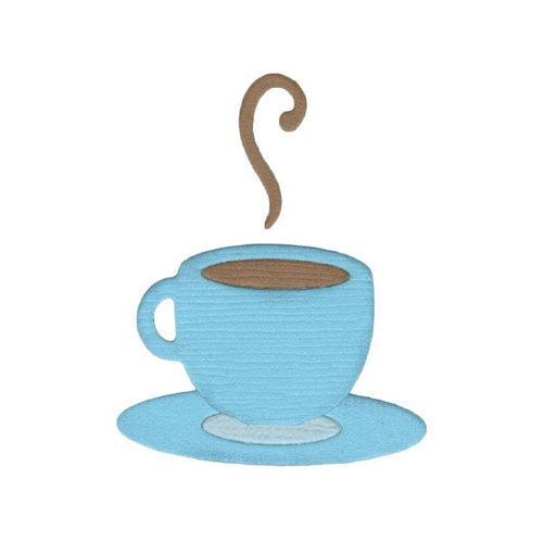 Lifestyle Crafts - Die Cutting Template - Mug