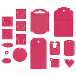 Lifestyle Crafts - QuicKutz - It Kits - Cookie Cutter Dies - Tag