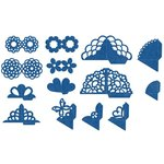 We R Memory Keepers - It Kits - Cookie Cutter Dies - Corner