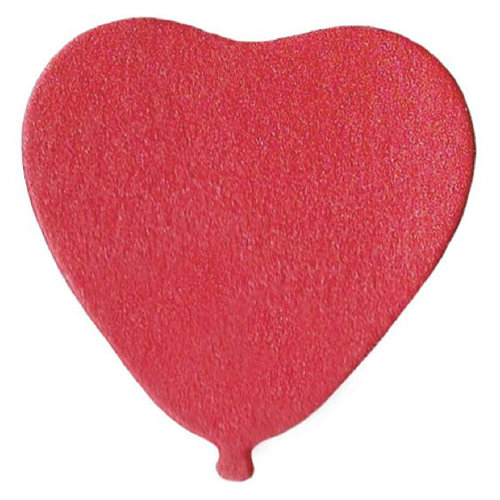 Lifestyle Crafts - Die Cutting Template - Heart Balloon