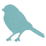 Lifestyle Crafts - Die Cutting Template - Bird
