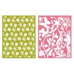 We R Memory Keepers - Embossing Folders - Floret