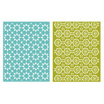 We R Memory Keepers - GooseBumpz Embossing Folders - Tile