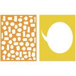 We R Memory Keepers - GooseBumpz Embossing Folders - Bubbles