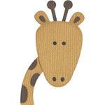 QuicKutz - Basic Shapes Dies - Giraffe, CLEARANCE