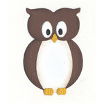QuicKutz - Basic Shapes Dies - Owl, CLEARANCE