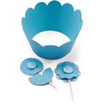 Lifestyle Crafts - Cookie Cutter Dies - Scalloped Cupcake Liner