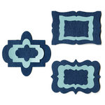 Lifestyle Crafts - Quickutz - Cookie Cutter Dies - Nesting Frames