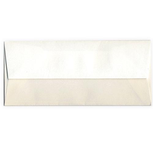 We R Memory Keepers - Letterpress - Envelopes - No. 10 - Cream