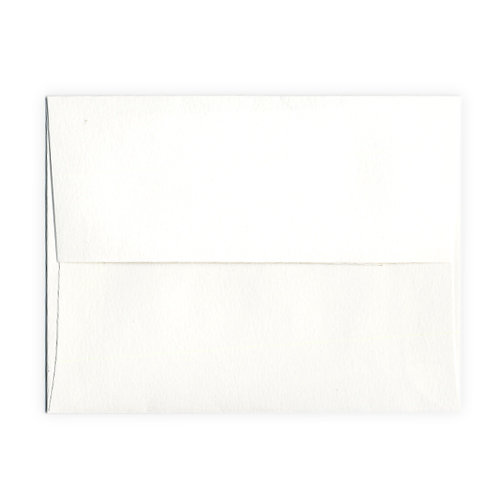 We R Memory Keepers - Letterpress - Envelopes - A2 - White