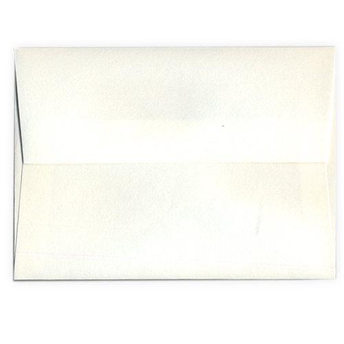 QuicKutz - Letterpress - Envelopes - A7 - Cream