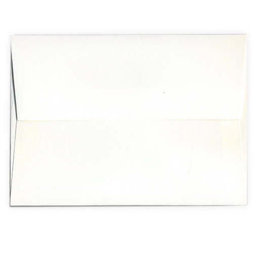 WRMK A7 White Envelopes 25 pc.