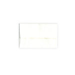 We R Memory Keepers - Letterpress - Envelopes - Mini - White