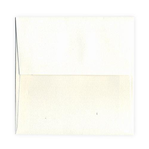 QuicKutz - Letterpress - Envelopes - Square - Cream