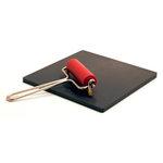 QuicKutz - Letterpress - Ink Kit - Brayer and Ink Base