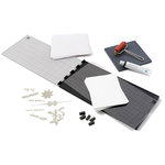QuicKutz - Letterpress - Starter Kit