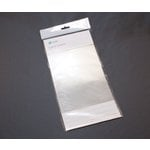 Lifestyle Crafts - Media - 6 x 12 Sheets - Clear Plastic