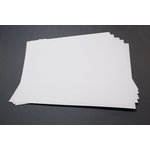 We R Memory Keepers - Letterpress - Paper - 12 x 12 - Thick - White