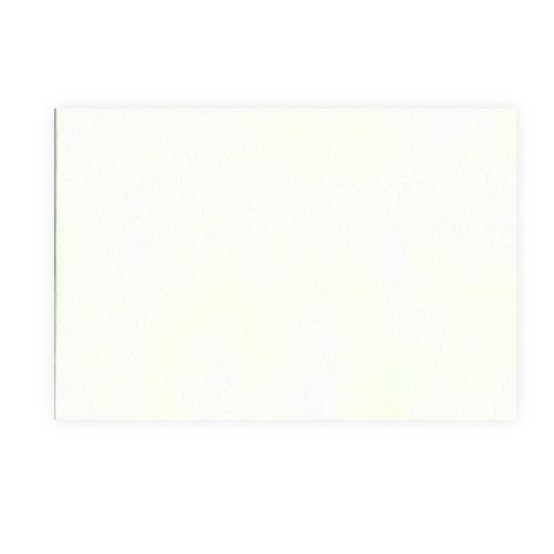 QuicKutz - Letterpress - Paper - A7 Flat - Cream