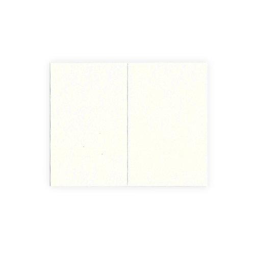 QuicKutz - Letterpress - Paper - Mini Fold - Cream