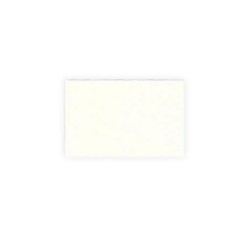 QuicKutz - Letterpress - Paper - Mini Flat - Cream
