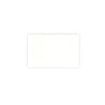 We R Memory Keepers - Letterpress - Paper - Mini Flat - White