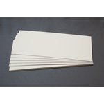 Lifestyle Crafts - Letterpress - Paper - No. 10 Flat - Thick - Cream