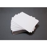 Lifestyle Crafts - Letterpress - Paper - A2 Flat - Thick - White