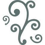 QuicKutz - Revolution Dies - Swirls Flourish