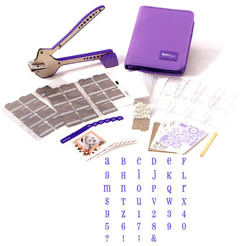 QuicKutz - Quickutz II Die Cut and Stamp Kit