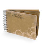 Quick Quotes - Cracklin Rose Collection - Wire Bound Mini Album