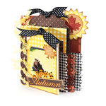 Quick Quotes - Fall Collection - Canvas Mini Album Kit - Autumn