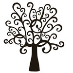 Quick Quotes - Fall Collection - Cardstock Laser Die Cut Pieces - Whimsical Tree