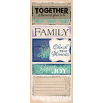 Quick Quotes - Dusty Road Collection - Cardstock Strip - Words and Phrases