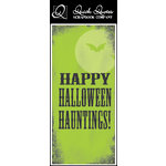 Quick Quotes - Halloween Collection - Color Vellum Quote Strip - Happy Halloween