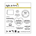 Right At Home - Clear Acrylic Stamps - Handmade by Me