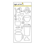 Right At Home - Clear Acrylic Stamps - Cup of Joy